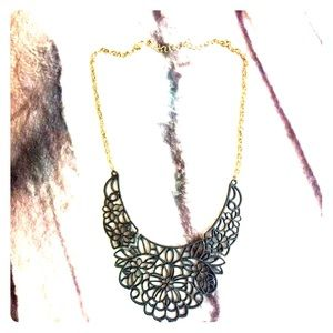 Jewelry - Lace (appearance) Necklace